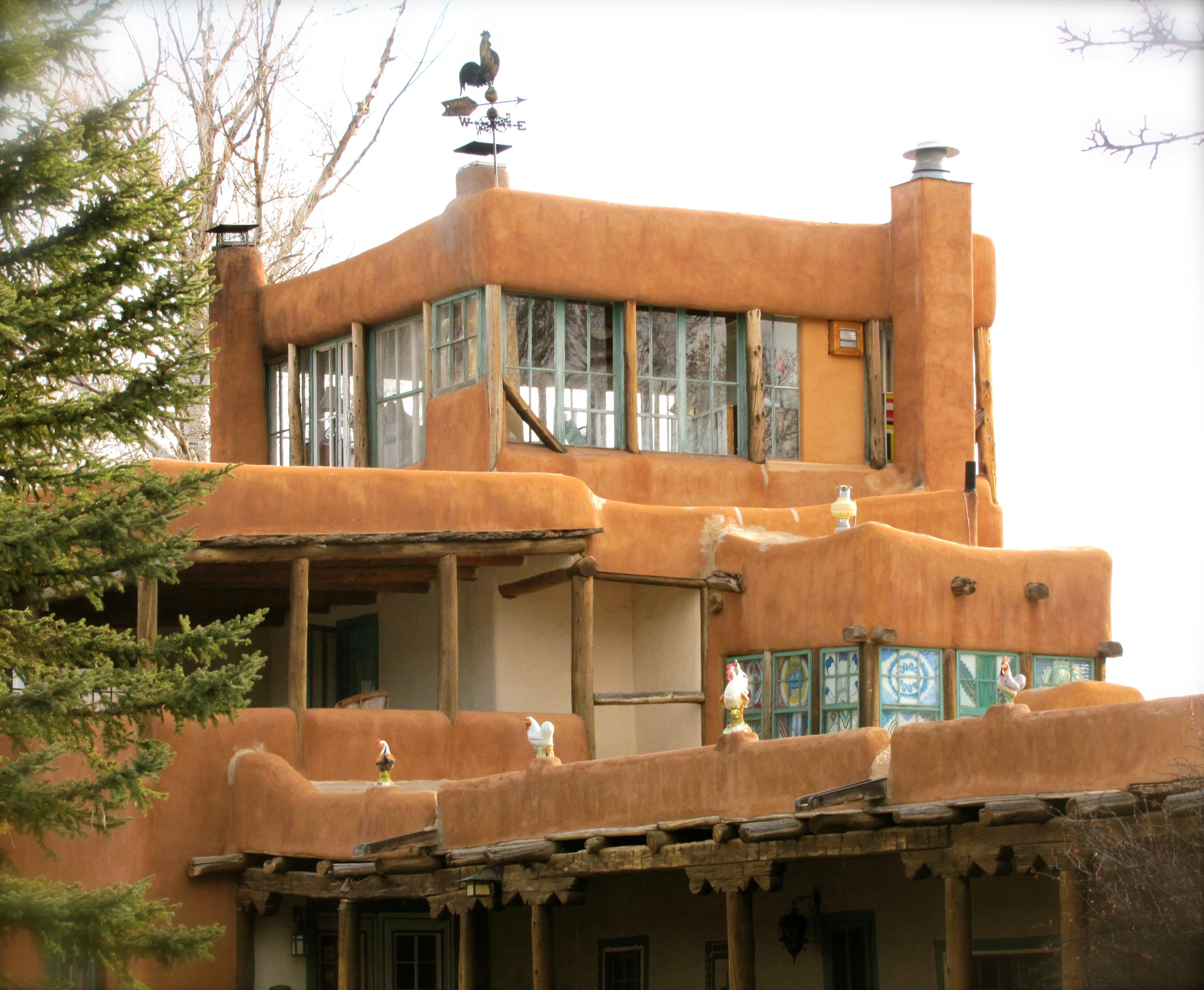 River Garden Studio: A Case of Curiosities in Taos, New Mexico